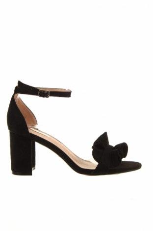 Sandale Bellucci, Mărime 38, Culoare Negru, Textil, Preț 135,96 Lei