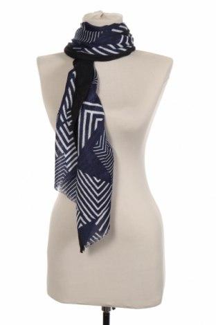 Κασκόλ Azzaro, Χρώμα Μπλέ, 80% μοντάλ, 20% μαλλί, Τιμή 32,78€