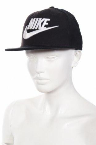 Căciulă Nike, Culoare Negru, 100% bumbac, Preț 90,27 Lei