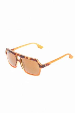 Слънчеви очила Alexander Mcqueen, Цвят Кафяв, Цена 226,17лв.