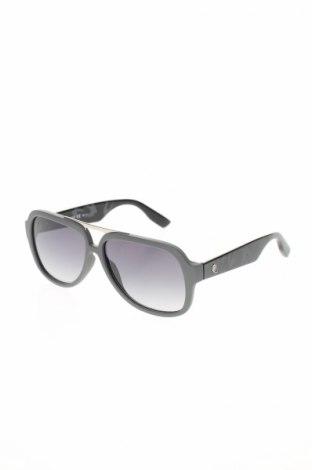 Слънчеви очила Alexander Mcqueen, Цвят Сив, Цена 226,17лв.