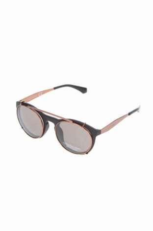 Ochelari de soare Calvin Klein Jeans, Culoare Negru, Preț 348,16 Lei