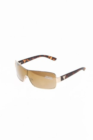Слънчеви очила Guess, Цвят Златист, Цена 80,55лв.