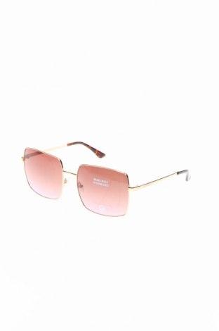 Ochelari de soare Guess, Culoare Auriu, Preț 329,74 Lei
