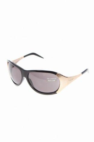 Ochelari de soare Roberto Cavalli, Culoare Negru, Preț 408,95 Lei