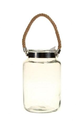 Lampáš na sviečku, Farba Biela, Sklo, Cena  20,22€