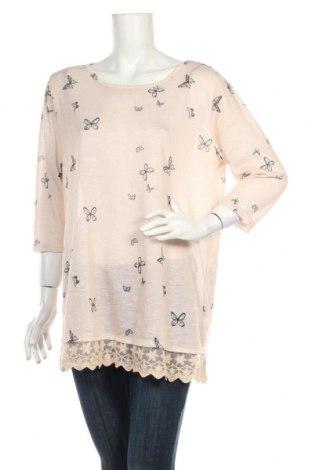 Tunika  Jean Pascale, Rozměr XL, Barva Růžová, 97% polyester, 3% elastan, Cena  288,00Kč