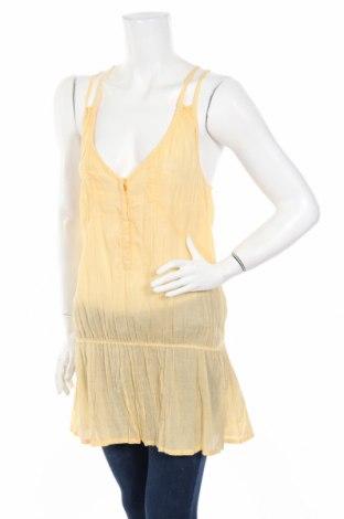 Τουνίκ Just Female, Μέγεθος S, Χρώμα Κίτρινο, Τιμή 7,78€