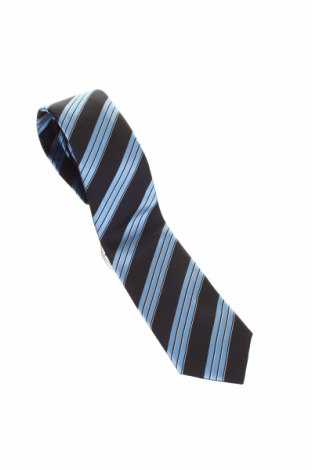 Γραβάτα Pierre Cardin, Χρώμα Μπλέ, 100% μετάξι, Τιμή 13,68€