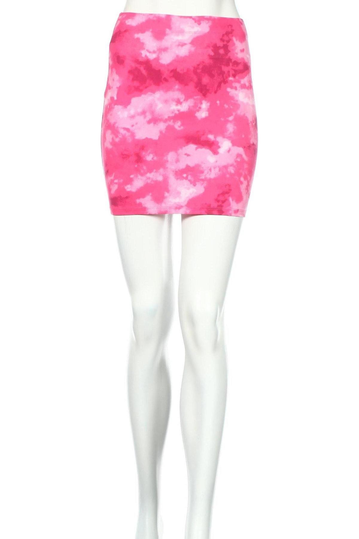 Пола Clockhouse, Размер M, Цвят Розов, 95% памук, 5% еластан, Цена 8,10лв.