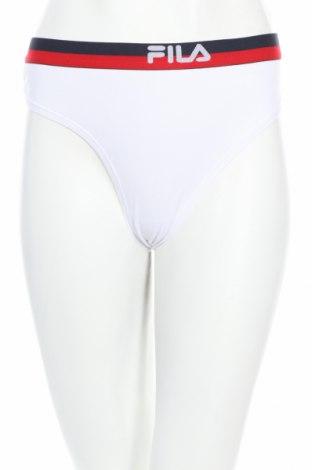 Μπικίνι Fila, Μέγεθος M, Χρώμα Λευκό, 67% βαμβάκι, 28% πολυεστέρας, 5% ελαστάνη, Τιμή 8,90€
