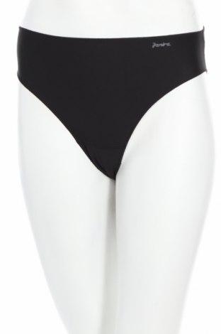 Μπικίνι Janira, Μέγεθος L, Χρώμα Μαύρο, 83% βαμβάκι, 17% πολυαμίδη, Τιμή 8,90€