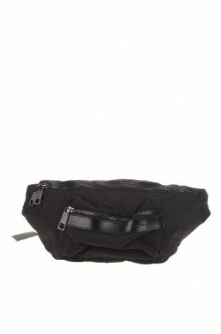 Τσάντα Cortefiel, Χρώμα Μαύρο, Κλωστοϋφαντουργικά προϊόντα, Τιμή 22,81€