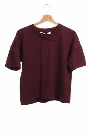 Γυναικεία μπλούζα & Other Stories, Μέγεθος S, Χρώμα Κόκκινο, 75% βισκόζη, 19% πολυαμίδη, 6% ελαστάνη, Τιμή 9,19€