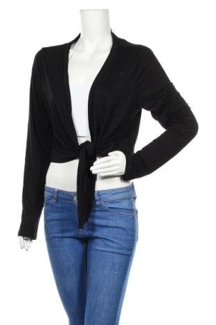 Дамска блуза Active By Tchibo, Размер M, Цвят Черен, 95% вискоза, 5% еластан, Цена 3,00лв.