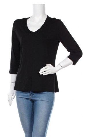 Дамска блуза Christian Berg, Размер M, Цвят Черен, 92% вискоза, 8% еластан, Цена 17,96лв.