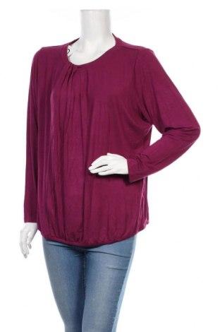Дамска блуза Essentials by Tchibo, Размер XL, Цвят Лилав, Цена 6,60лв.