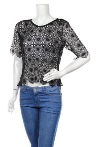 Γυναικεία μπλούζα Girl Xpress, Μέγεθος M, Χρώμα Μαύρο, Πολυεστέρας, Τιμή 4,09€