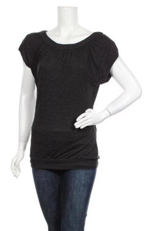 Дамска блуза Hot Options, Размер M, Цвят Сив, Вискоза, полиестер, Цена 7,61лв.
