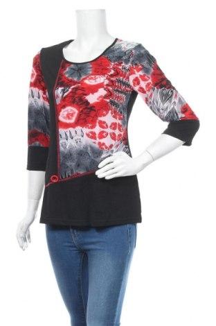 Дамска блуза Lilia, Размер S, Цвят Многоцветен, Полиестер, Цена 24,99лв.