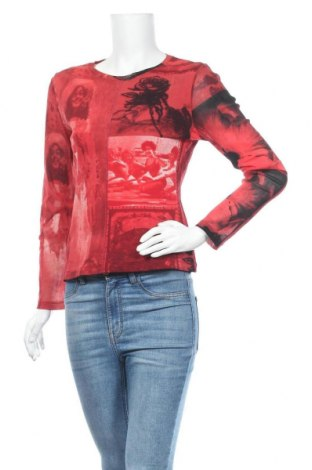 Дамска блуза Luisa Cerano, Размер S, Цвят Червен, Полиамид, Цена 20,53лв.