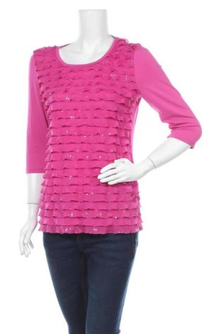 Дамска блуза My Own, Размер M, Цвят Розов, 97% полиестер, 3% еластан, Цена 15,17лв.