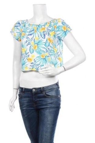 Дамска блуза Piping Hot, Размер XL, Цвят Многоцветен, Вискоза, Цена 3,70лв.