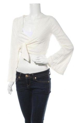 Дамска блуза Showpo, Размер S, Цвят Екрю, 50% памук, 50% полиестер, Цена 14,96лв.