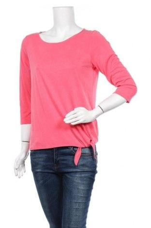 Bluzka damska Street One, Rozmiar S, Kolor Różowy, 65% modal, 35% poliester, Cena 21,60zł