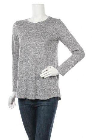 Дамска блуза Sussan, Размер S, Цвят Сив, 55% вискоза, 45% полиестер, Цена 15,96лв.