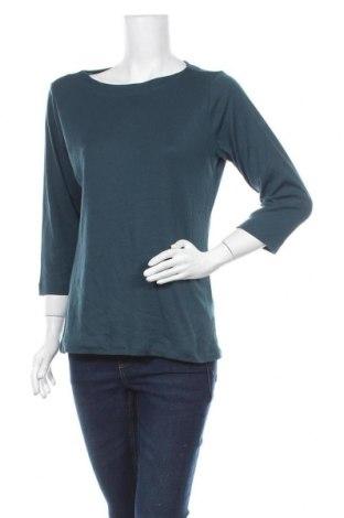 Γυναικεία μπλούζα Suzanne Grae, Μέγεθος L, Χρώμα Πράσινο, Πολυεστέρας, βαμβάκι, Τιμή 4,32€