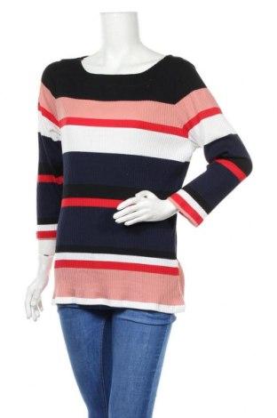 Γυναικεία μπλούζα Suzanne Grae, Μέγεθος XL, Χρώμα Πολύχρωμο, Πολυεστέρας, βαμβάκι, Τιμή 13,25€