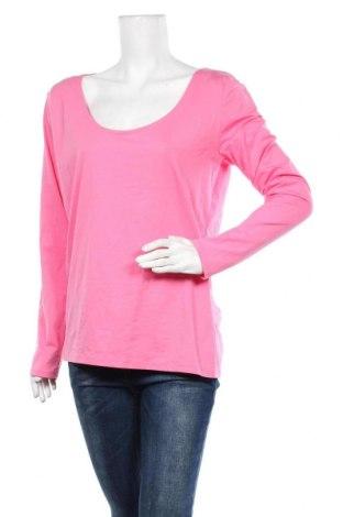 Дамска блуза Takko Fashion, Размер XL, Цвят Розов, 95% памук, 5% еластан, Цена 11,81лв.