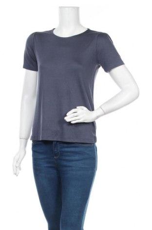 Bluză de femei Vero Moda, Mărime S, Culoare Albastru, Viscoză, Preț 31,25 Lei