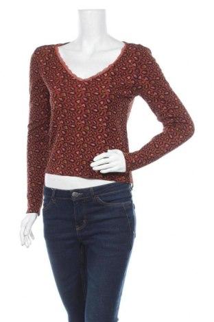 Дамска блуза Yes Or No, Размер M, Цвят Многоцветен, 65% полиестер, 35% вискоза, Цена 3,29лв.