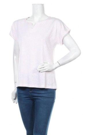 Дамска блуза Zero, Размер S, Цвят Бял, 50% памук, 50% вискоза, Цена 9,22лв.