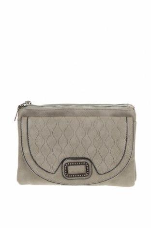 Дамска чанта, Цвят Сив, Еко кожа, Цена 13,86лв.