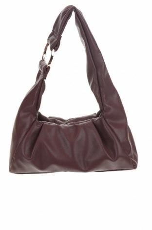 Дамска чанта, Цвят Лилав, Еко кожа, Цена 19,11лв.