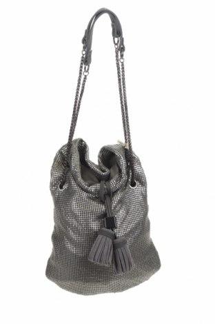 Γυναικεία τσάντα Abbacino, Χρώμα Γκρί, Κλωστοϋφαντουργικά προϊόντα, Τιμή 65,33€