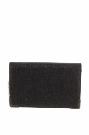 Дамска чанта Colette By Colette Hayman, Цвят Черен, Текстил, Цена 6,56лв.