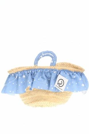 Geantă pentru copii Little Celebs, Culoare Bej, Alte materiale, Preț 133,22 Lei