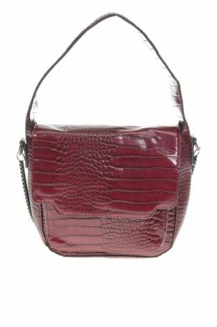 Дамска чанта Mexx, Цвят Лилав, Еко кожа, Цена 35,70лв.