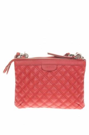 Дамска чанта Mimco, Цвят Червен, Естествена кожа, Цена 49,14лв.