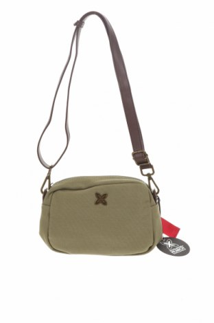 Γυναικεία τσάντα Munich, Χρώμα Πράσινο, Κλωστοϋφαντουργικά προϊόντα, Τιμή 16,24€