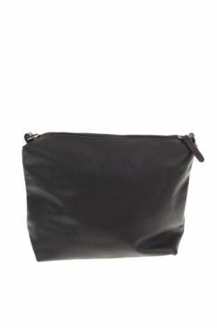 Дамска чанта Parfois, Цвят Черен, Еко кожа, Цена 21,84лв.