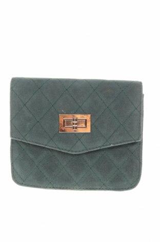 Γυναικεία τσάντα Venca, Χρώμα Πράσινο, Κλωστοϋφαντουργικά προϊόντα, Τιμή 7,58€