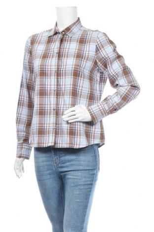 Дамска риза Eterna, Размер M, Цвят Многоцветен, Цена 6,25лв.