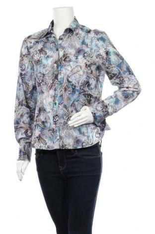 Дамска риза Eterna, Размер M, Цвят Многоцветен, Памук, Цена 15,17лв.