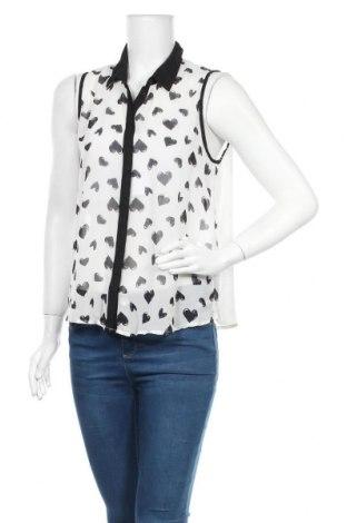 Γυναικείο πουκάμισο Girl Xpress, Μέγεθος M, Χρώμα Λευκό, Πολυεστέρας, Τιμή 3,86€