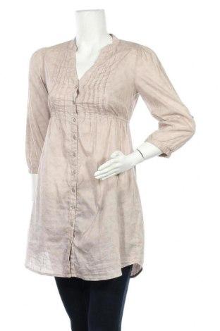 Дамска риза H&M, Размер XS, Цвят Розов, Памук, Цена 3,00лв.